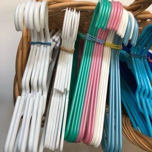 Accessories - 50 Kids infant/children's Hangers